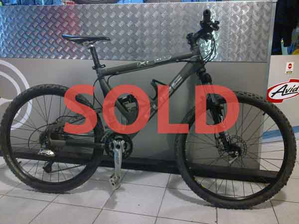 cube xc sold