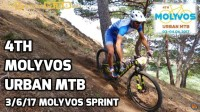 4th MOLYVOS URBAN MTB (Sprint)