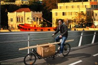 Bike Courier Lesvos