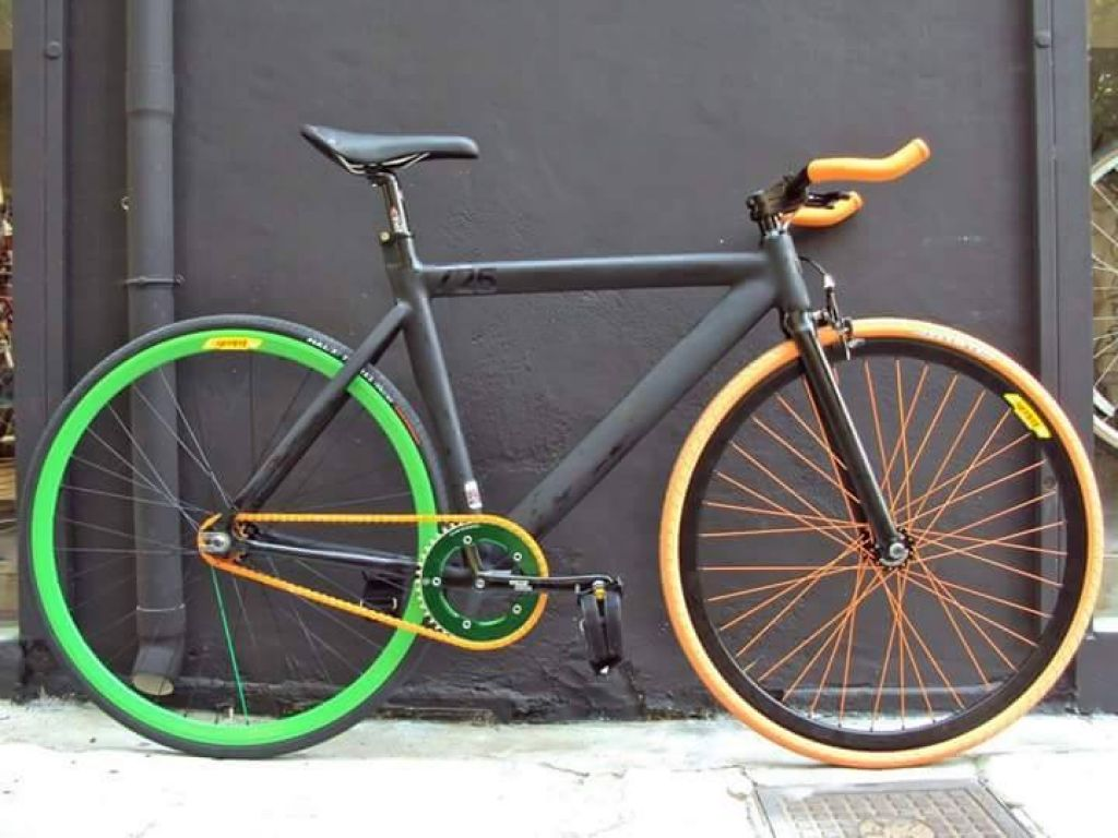 Πωλείται Leader fixed gear- single speed