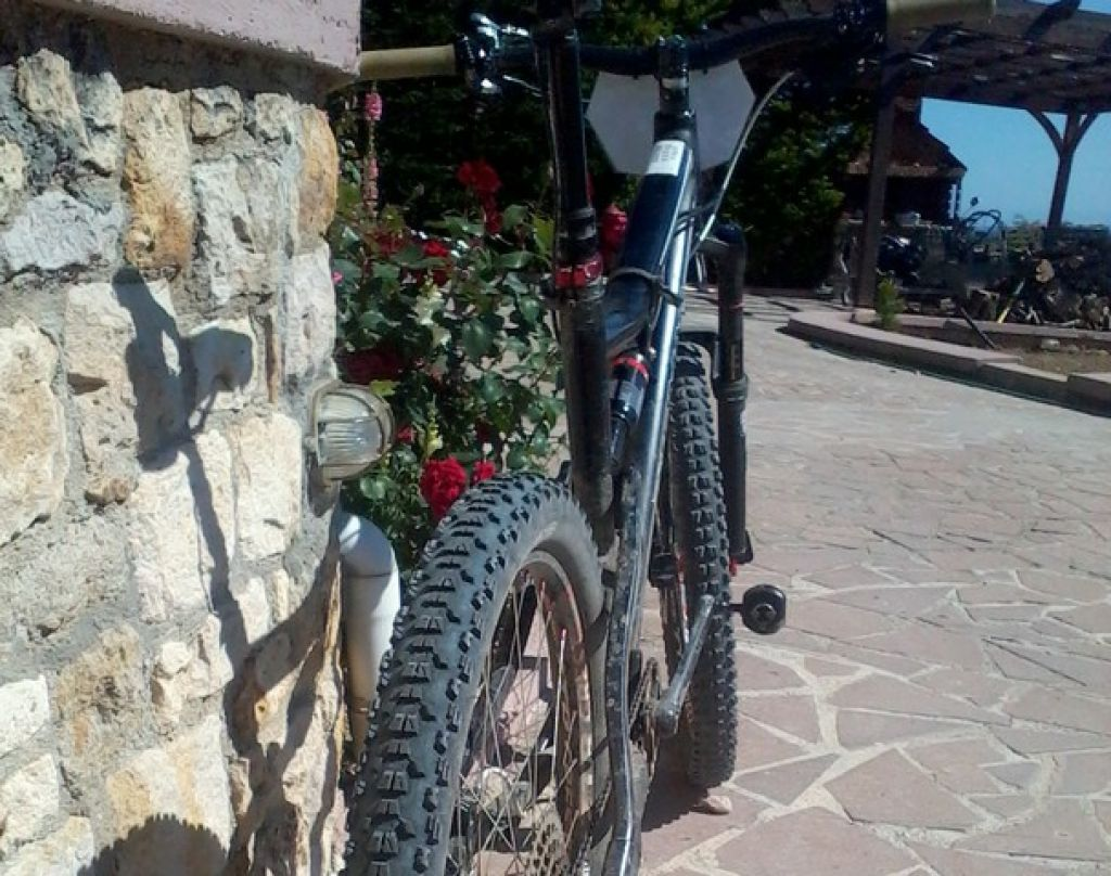 The best Mountain Bike for Enduro races in Lesvos