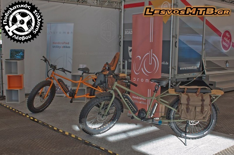 O IMIONOS στην VeloFrankfurt bicycle show 2017
