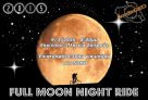 Winter Full Moon Night Ride 2015