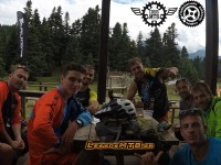 Enduro Greek Series round 3 - Dark Forest Enduro