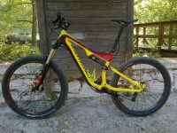 Πρώτη δοκιμή Specialized stumpjumper fsr comp evo 2012