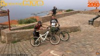1st Molyvos Urban Downhill