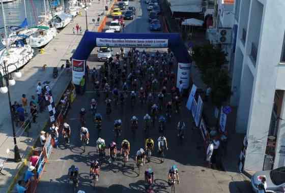 Ρεπορτάζ ΕΡΤ για το Πανελλήνιο Πρωτάθλημα Ποδηλασίας Δρόμου Ανδρών και Γυναικών Elite