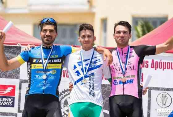 Πανελλήνιο Πρωτάθλημα Ποδηλασίας Δρόμου Ανδρών & Γυναικών Elite 2018 - Ατομική Χρονομέτρηση - Video